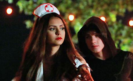 "Vampire Diaries Halloween Episode to Showcase ""Enormous"" Event"