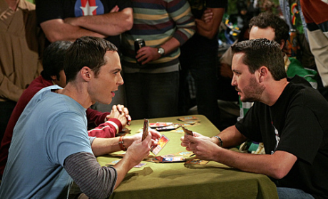 It's a Bowl-Off! Wil Wheaton to Roll Against Sheldon on The Big Bang Theory