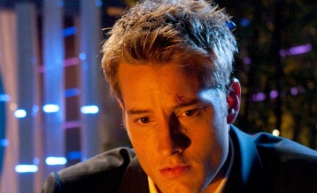 Justin Hartley Cast on CW Medical Pilot