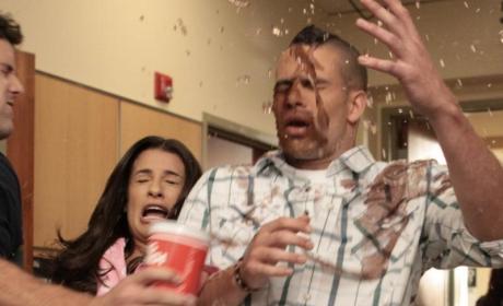 """Glee Review: """"Mash-Up"""""""