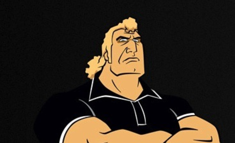 Brock Samson Picture
