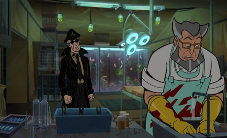 Venture Brothers Season Four Premiere Review