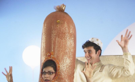"Ugly Betty Preview: ""The Wiener, the Bun and the Boob"""
