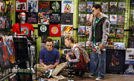 "The Big Bang Theory Review: ""The Guitarist Amplification"""