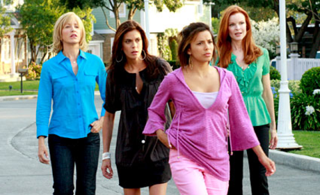 Details Emerge on Desperate Housewives Plane Crash