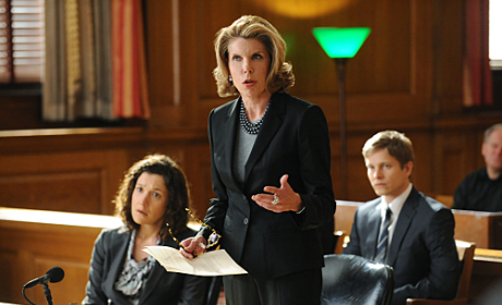 The Good Wife Spoilers: More Sex!!!