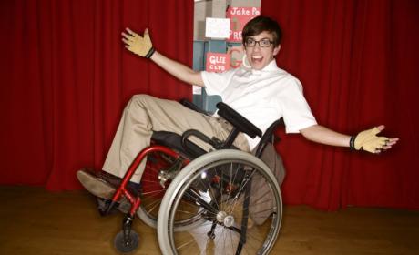 Artie on Glee