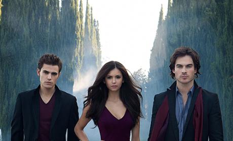 Julie Plec Previews Future of The Vampire Diaries