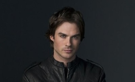 Ian Somerhalder on Season Two of The Vampire Diaries: Damon is an Idiot