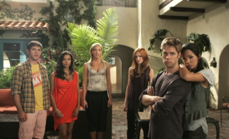 TV Fanatic Mid-Season Report Card: Melrose Place