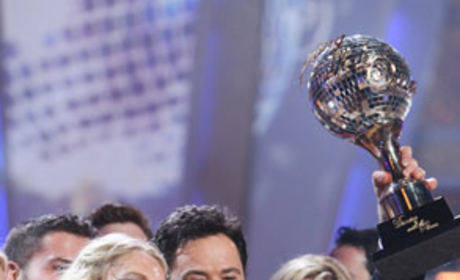 Dancing with Results Winner: Donny Osmond