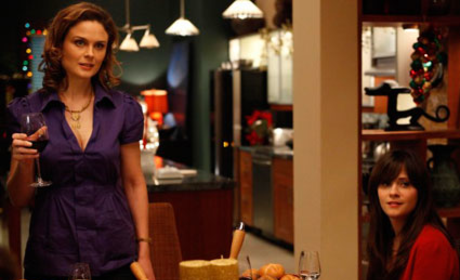 First Look: Zooey Deschanel on Bones