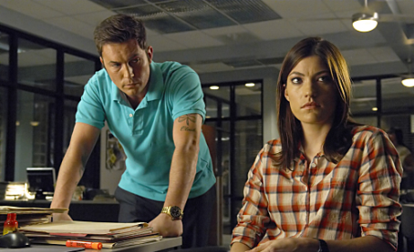 Jennifer Carpenter on Dexter Season Finale: Holy $hit!