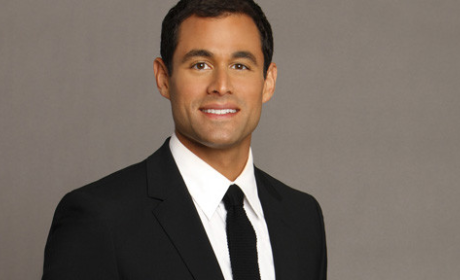 Jason Mesnick on The Bachelor