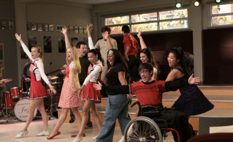"Glee Preview: ""Sectionals"""