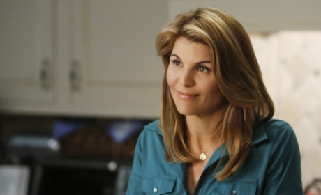 Lori Loughlin on 90210 Departure: It Wasn't Working...