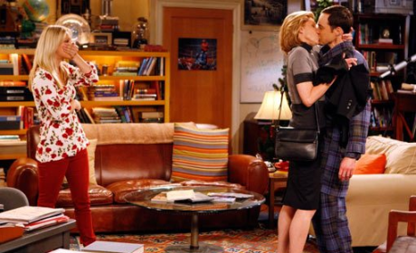 Holy Hook Up: The Big Bang Theory to Pair Sheldon with...