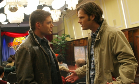 Ahead on Supernatural: Bobby's Late Wife and More!