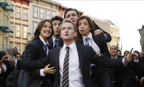 How I Met Your Mother Readies For Musical 100th Episode