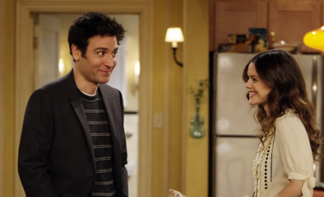 First Look: Rachel Bilson on How I Met Your Mother