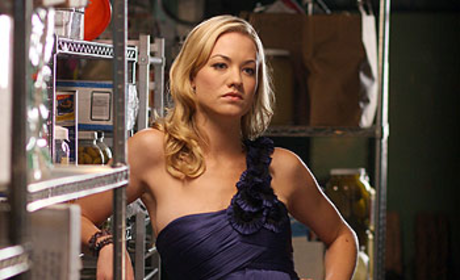Yvonne Strahovski Dishes on Season Three of Chuck