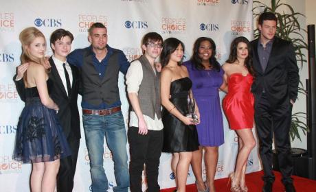 Glee, Vampire Diaries Take Home People's Choice Awards