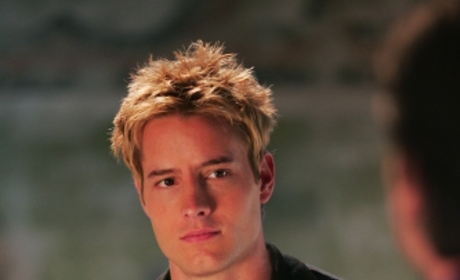 Justin Hartley Speaks on Smallville Return, Character
