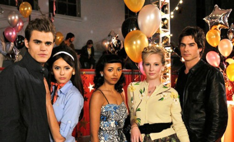 The Vampire Diaries Goes Grease