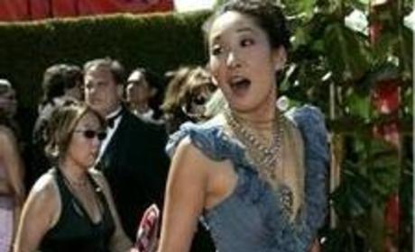 Sandra Oh, Emmy Style