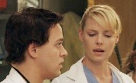 George and Izzie: So What's the Deal?