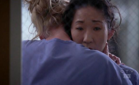 Izzie is Cristina's Person