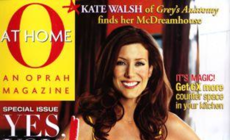 At Home With Kate Walsh