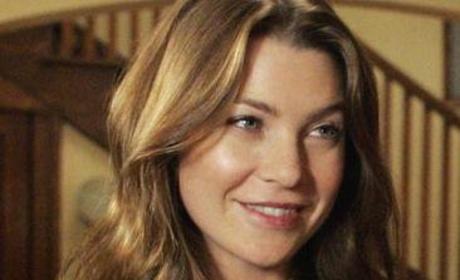 Meredith Smiling
