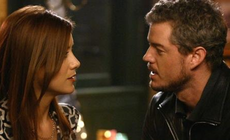 Grey's Anatomy Crossover Spoilers: Mark and Addison
