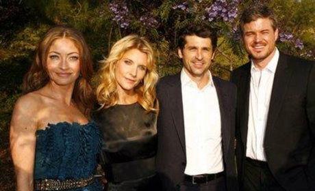 Eric Dane, Patrick Dempsey and Better Halves