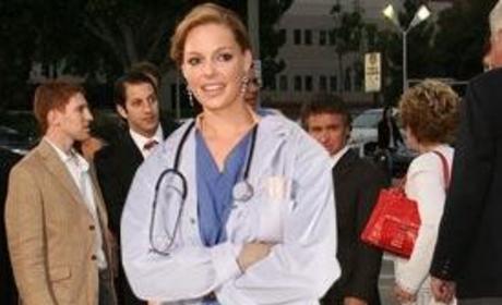 Katherine Heigl: No Scrub