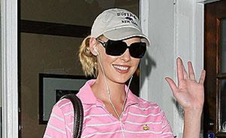 Katherine Heigl Makes Waves