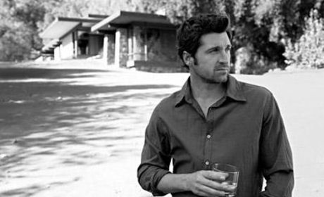 Patrick Dempsey Happy with Character Development