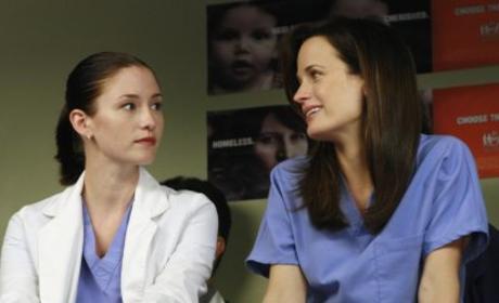 Grey's Anatomy Caption Contest LXXXIII