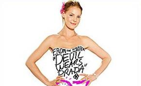 "Katherine Heigl in ""27 Dresses"" Poster"