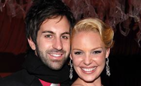 Katherine Heigl, Josh Kelley Marry in Utah
