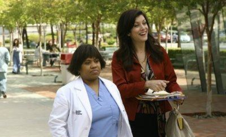 Grey's Anatomy Caption Contest CX