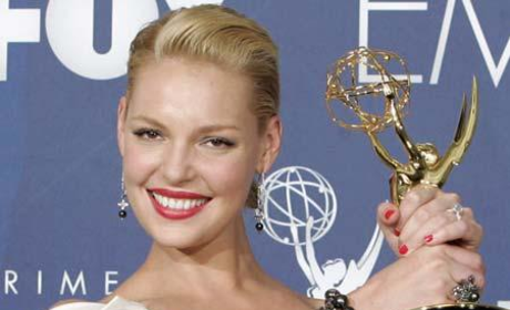 Katherine Heigl Now Looking to Stay on Grey's Anatomy?