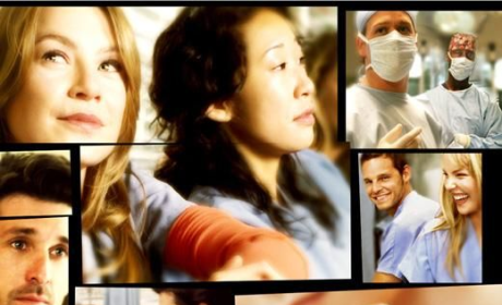 Vintage Grey's Anatomy