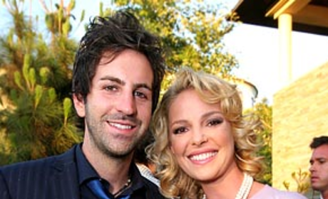 Katherine Heigl Confirms, Dishes on Baby News