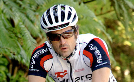 Patrick Dempsey Returns to the Bike