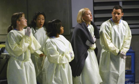 Grey's Anatomy Caption Contest CXXVI