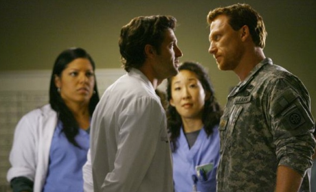 Grey's Anatomy Spoilers, Guest Star News