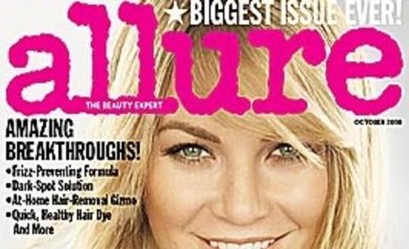 Ellen Pompeo in October Issue of Allure