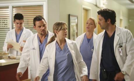 Grey's Anatomy Spoilers: The Housing Shake-Up
